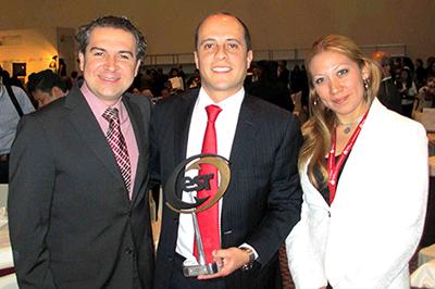 Miguel, Edgar y Kari ESR